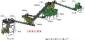 肥料造粒机/对辊造粒机/大型挤压造粒机